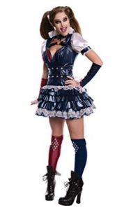 Harley Quinn Suit