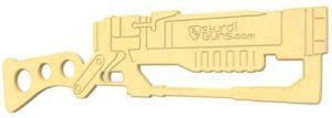 Fallout 4 Elder Maxson Gun