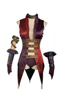 Gods among Us Harley Quinn Outfit