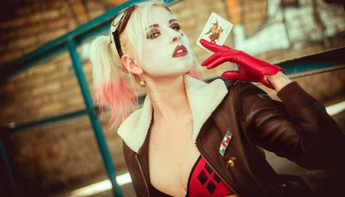 Harley Quinn Bombshell Costume