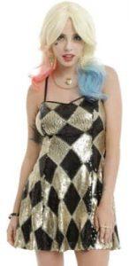 Harley Quinn Club Dress