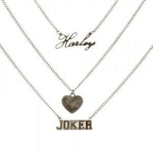 Harley Quinn Club Necklace