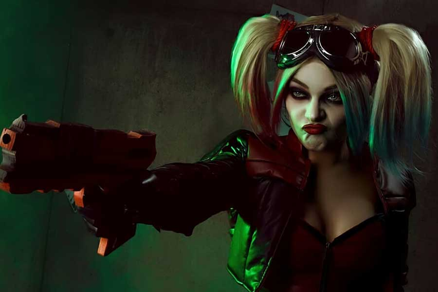 Harley Quinn Injustice 2 Costume