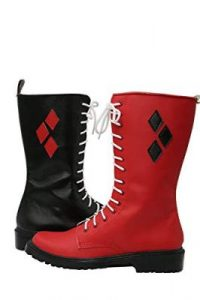 Batman and Harley Quinn Shoes