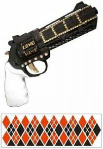 Suicide Squad Harley Quinn Gun