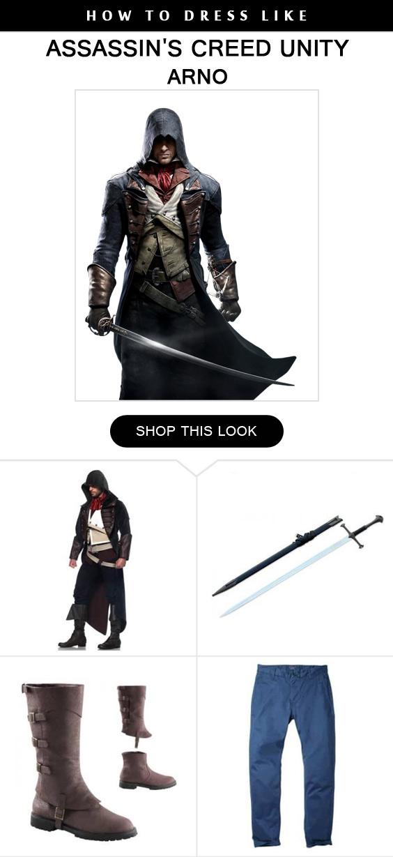 Arno Costume Infographic