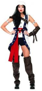 Connor Kenway Costume for Women
