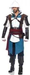 Edward Kenway Costume Suit