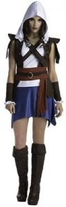 Edward Kenway Costume for Women