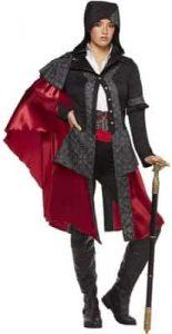 Evie Frye Costume Suit