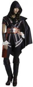 Ezio Classic Costume For Women