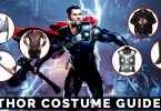 Thor-Costume Guide