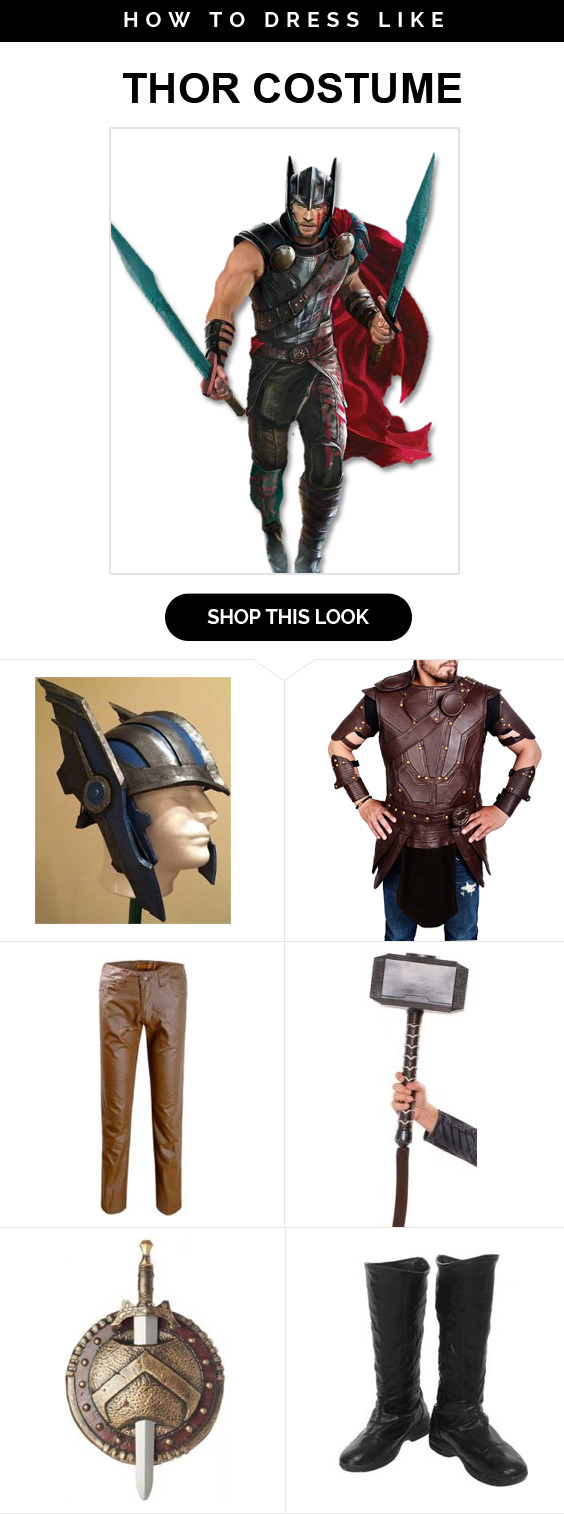 Easy Steps Thor Costume Guide For Your Family Usa Jacket Blog