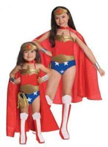 Wonder Woman Classic Child Suit