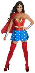 Wonder Woman Classic Suit