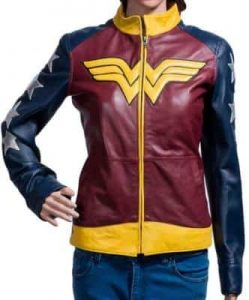 Wonder Woman DIY Version jacket