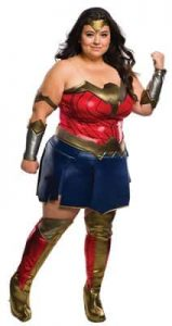 Wonder Woman Dawn Of Justice Plus Size Costume