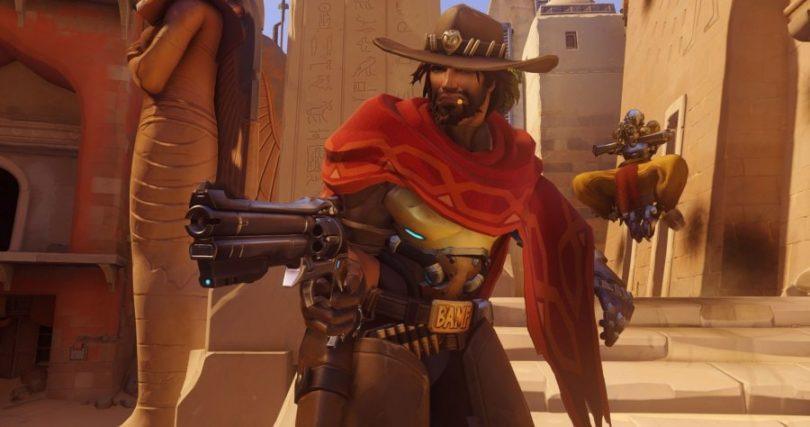 Overwatch Jesse Mccree Costume