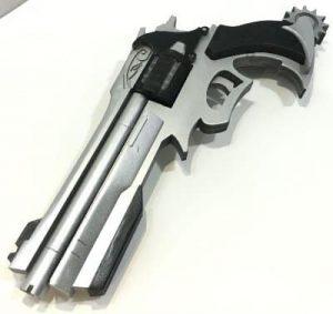 Overwatch Jesse Mccree Gun