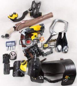 Overwatch Roadhog Armor Set