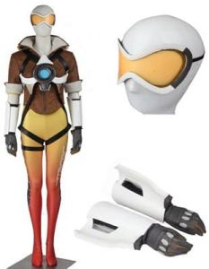 Tracer Suit Costume