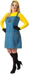 Despicable Me Minion 2 Plus Size Woman Costume  sc 1 st  USA Jacket & Despicable Me Minion Costume Is For Everyone - USA Jacket