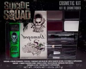 Joker Suicide Squad Makeup Kit