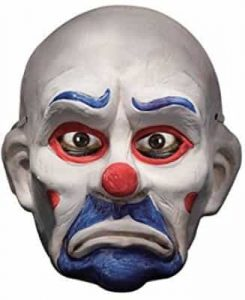 Joker The Dark Knight Clown Mask