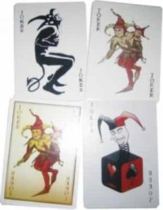 Joker The Dark Knight Playing Cards
