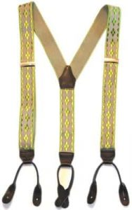 Joker The Dark Knight Suspender
