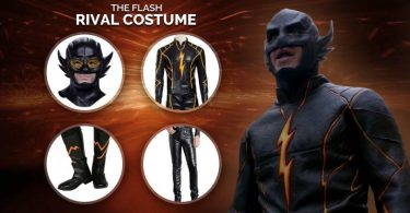 Flash Rival Costume