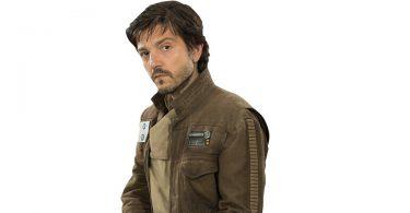 Star Wars Rogue One Captain Diego Luna Cassian Andor Costume