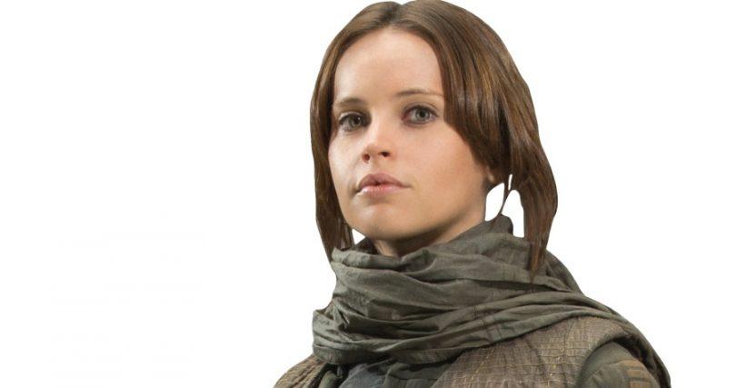 Felicity Jones Rogue One A Star Wars Story Jyn Erso Costume