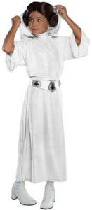 Star Wars A New Hope Princess Leia Child Dress