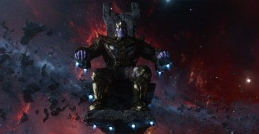 Avengers Infinity War Thanos Costume