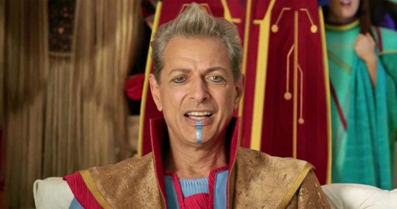 Thor Ragnarok Grandmaster Cosplay Jeff Goldblum