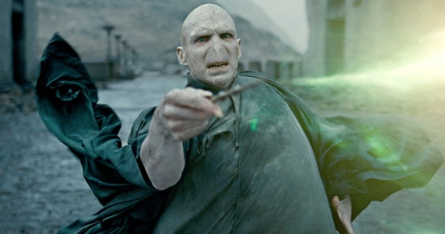 Image result for voldemort in robe