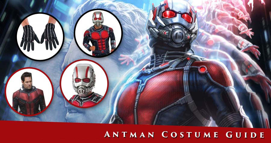 Paul Rudd Ant Man Costume