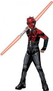 Star Wars Darth Maul Clone Wars Kids Costume