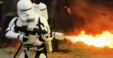 Star Wars Flametrooper Costume