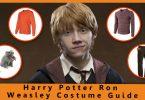 Harry Potter Ron Weasley Costume