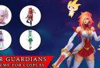 League Of Legends Star Guardians Costume