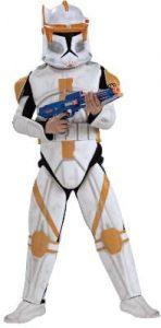Star Wars Clone Trooper Commander Cody Kids Costume