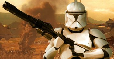 Star Wars Clone Trooper Costume
