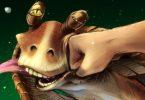 Star Wars Jar Jar Binks Costume