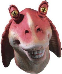 Star Wars Jar Jar Binks Mask