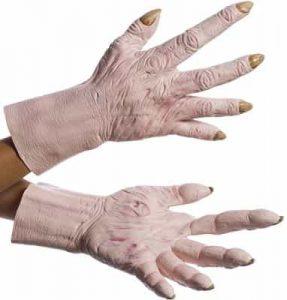 Star Wars Supreme Leader Snoke Hand Gloves