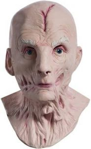 Star Wars Supreme Leader Snoke Mask