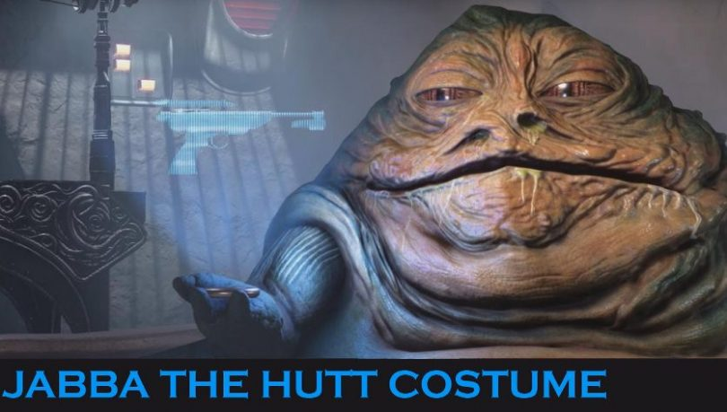 Guide to Star Wars Jabba The Hutt Costume For An ... Jabba The Hutt Costume