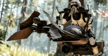 Star Wars Scout Trooper Costume